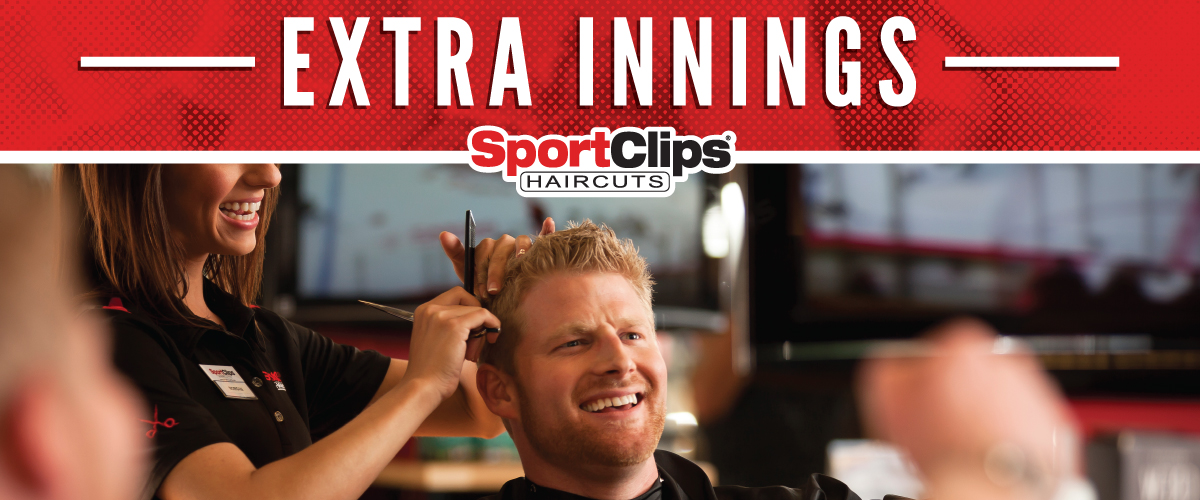 The Sport Clips Haircuts of Strongsville - Plaza at SouthPark Extra Innings Offerings